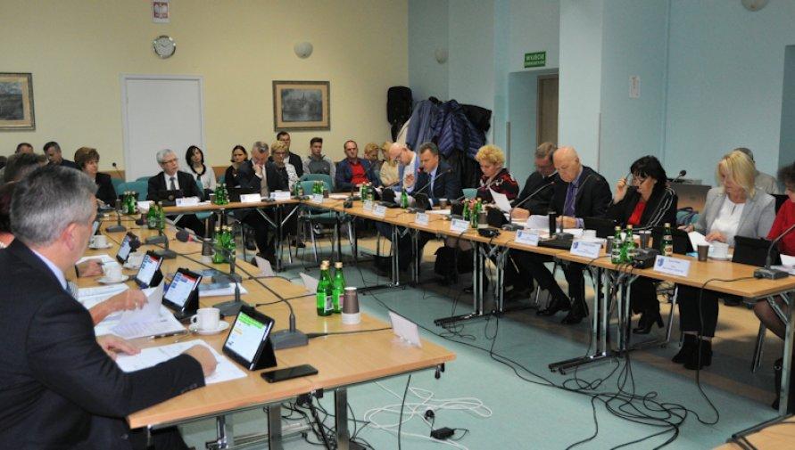 2019.12.19 XIII sesja Rady Powiatu w Kołobrzegu
