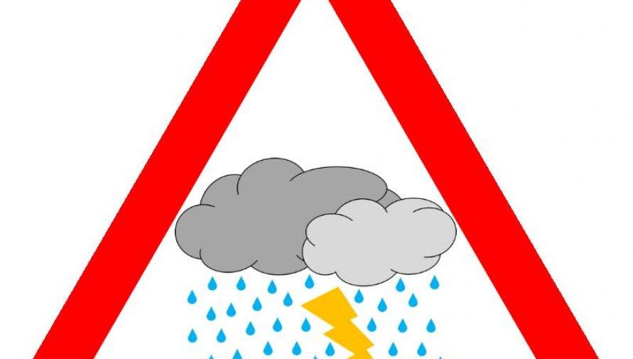 2020-07-20 IMGW ostrzega przed burzami