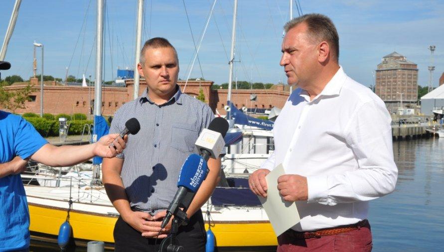 Powołano Komendanta Społecznej Straży Rybackiej Powiatu Kołobrzeskiego