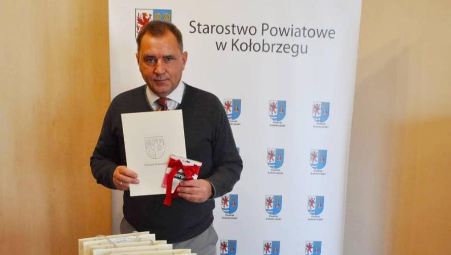 Stypendyści i najlepsi uczniowie roku szkolnego 2019/2020