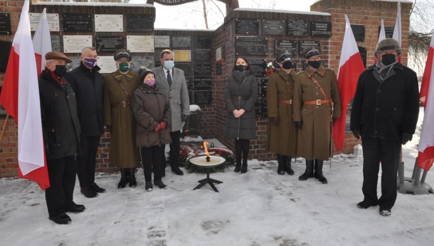 Uczczono kolejną rocznicę I deportacji Polaków na Syberię